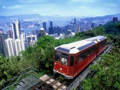 香港のカントリーリスクに関して